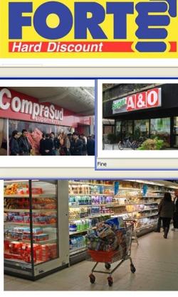 Sicilydistrict news gdo shopping map anteprima for Iper super conveniente catania