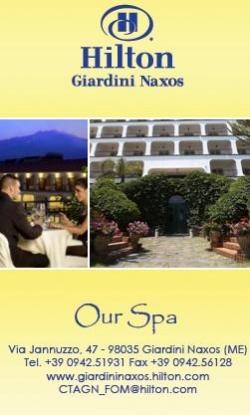 Sicilydistrict news hotel resort b b 2010 2011 meeting congress plus centro - Centro benessere giardini naxos ...