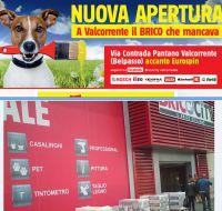 Sicilydistrict news gdo shopping map bricocity il for Brico arredo agrigento